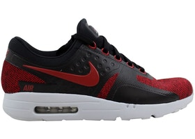 release date: 1d15b dc086 Nike Air Max Zero Se Black/Tough Red-Pure Platinum