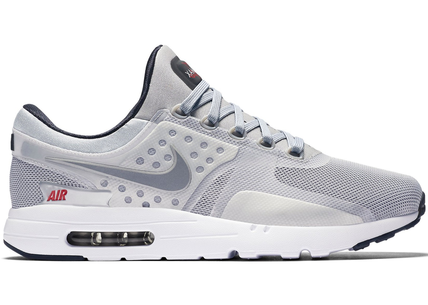 big sale on wholesale new authentic Air Max Zero Silver Bullet