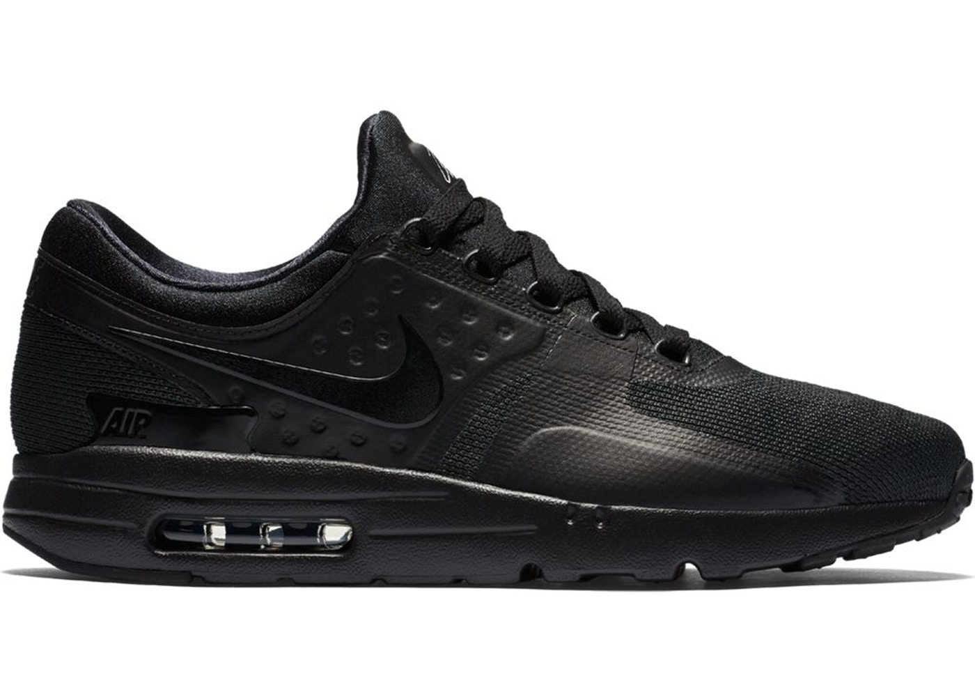 Air Max Zero Triple Black - 876070-006 18c859fdfe2b