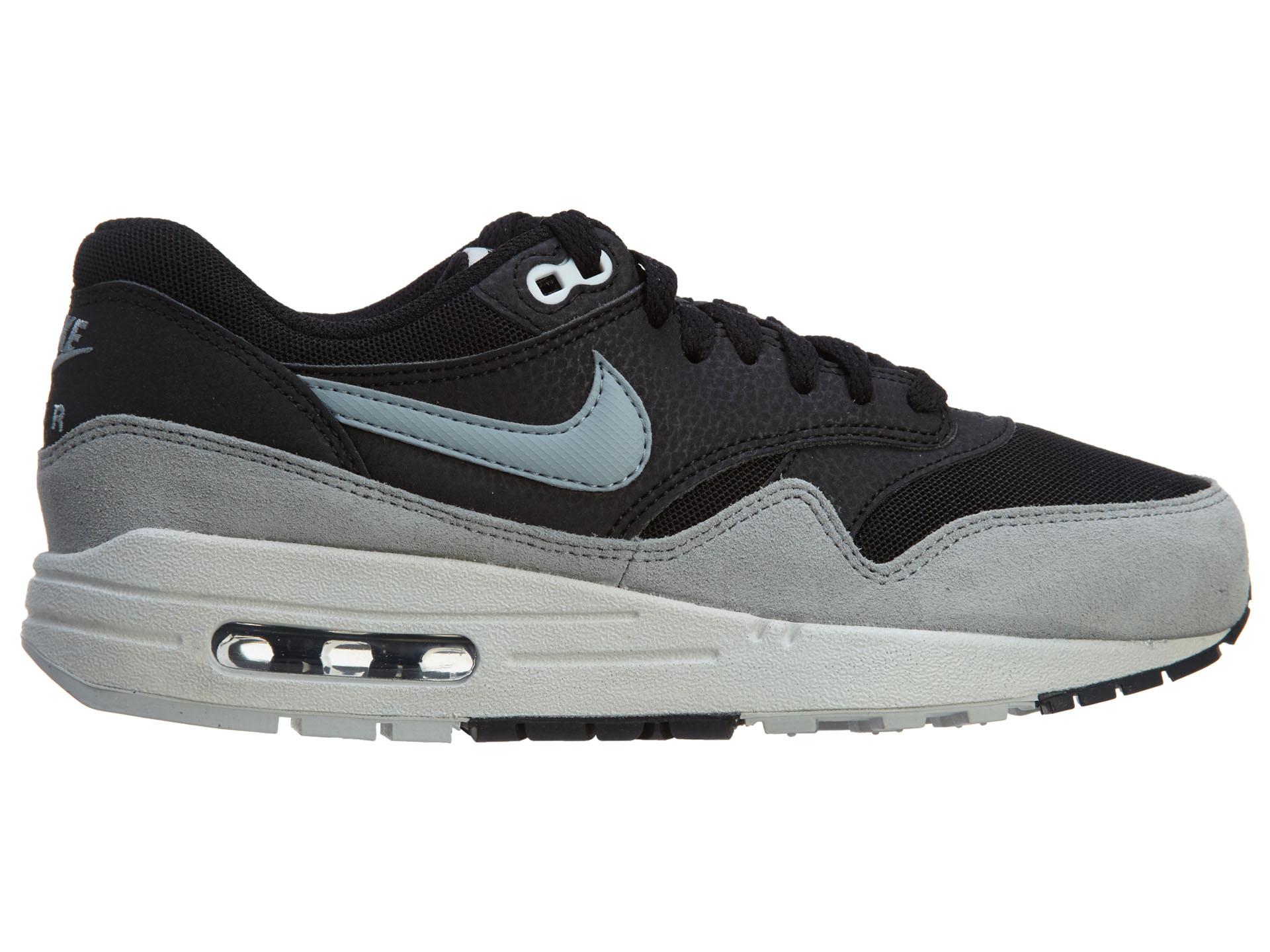 nike air max essential 1 black grey