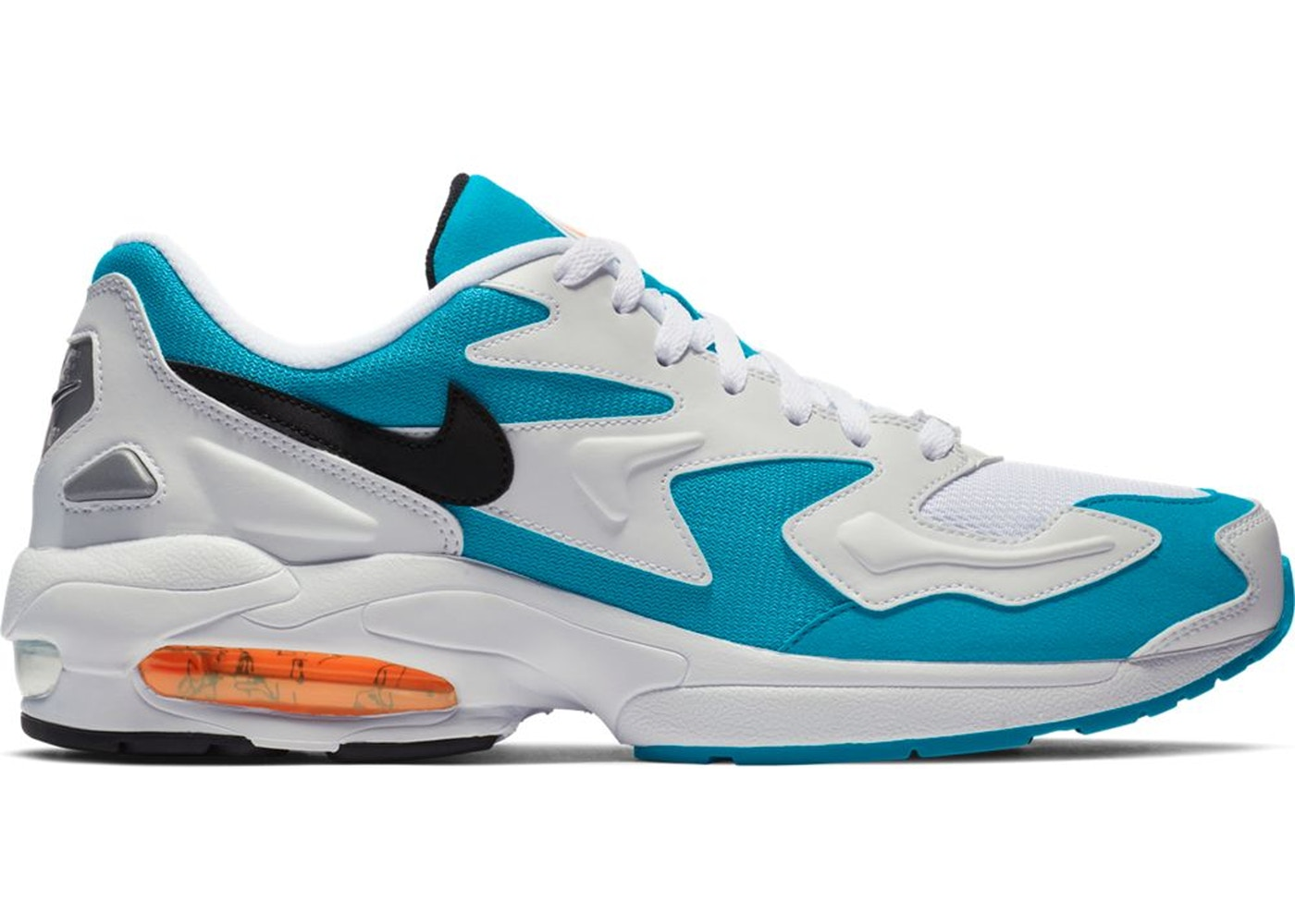 uk availability 6663d d5cc2 Air Max2 Light Blue Lagoon - AO1741-100