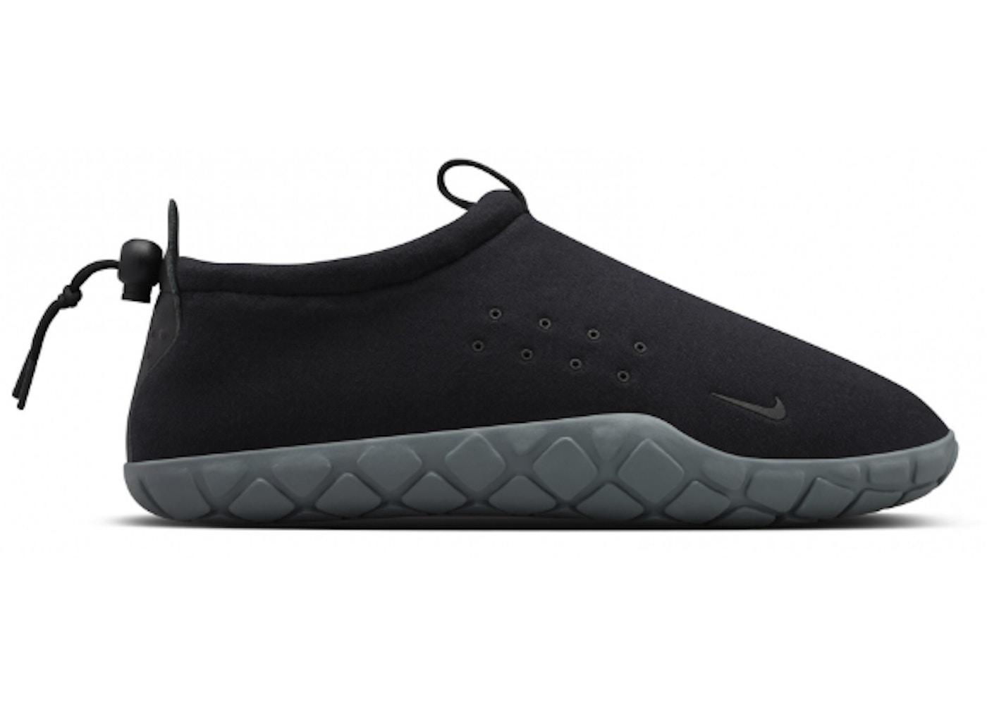d4deea042e16 HypeAnalyzer · Nike Air Moc Tech Fleece Black