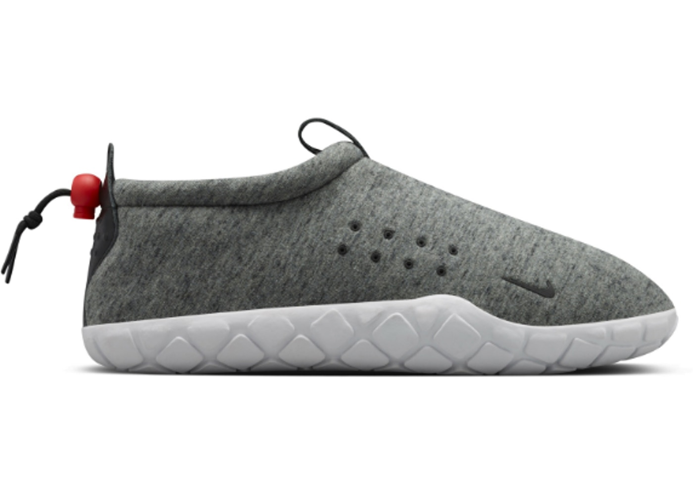 promo code 3a031 17357 Sell. or Ask. Size  9.5. View All Bids. Nike Air Moc Tech Fleece Grey