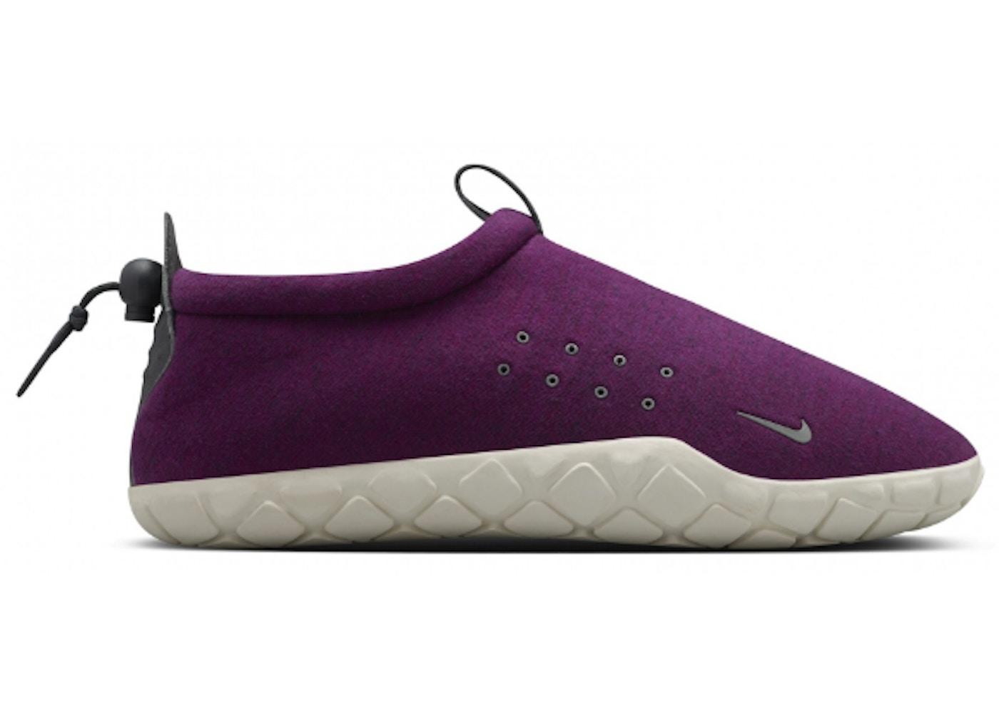 sale retailer 219bd b9852 Nike Air Moc Tech Fleece Mulberry - 834591 510