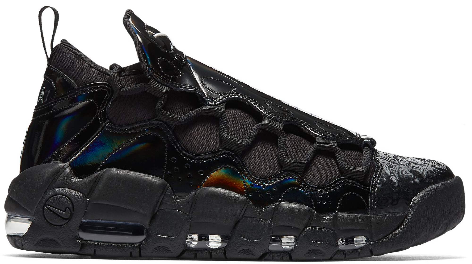 Air More Money All-Star 2018 Black (W)