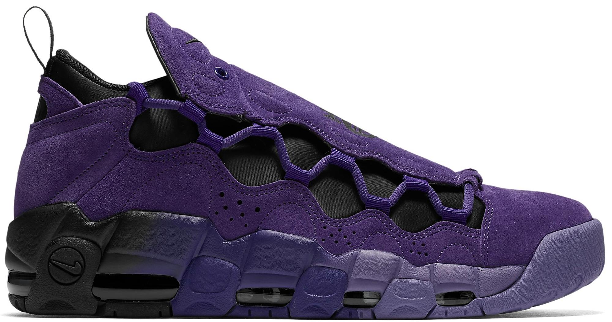 Nike Air More Money Court Purple