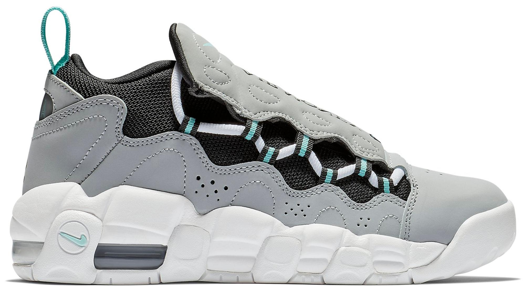Nike Air More Money Wolf Grey Island