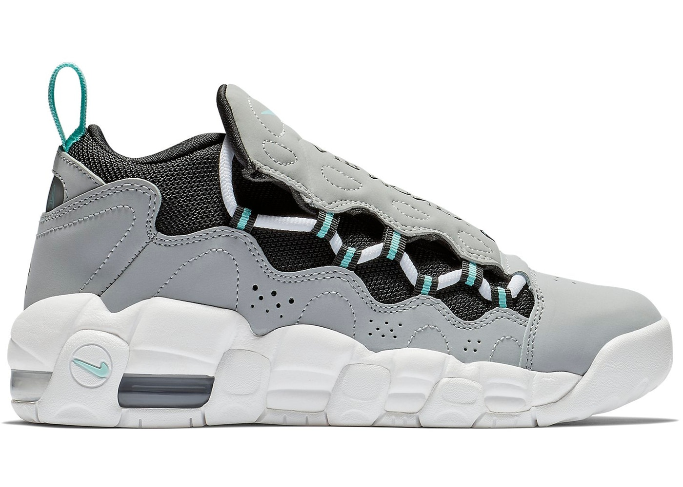 info for 41048 bfccd Sell. or Ask. Size  5.5Y. View All Bids. Air More Money Wolf Grey Island  Green ...