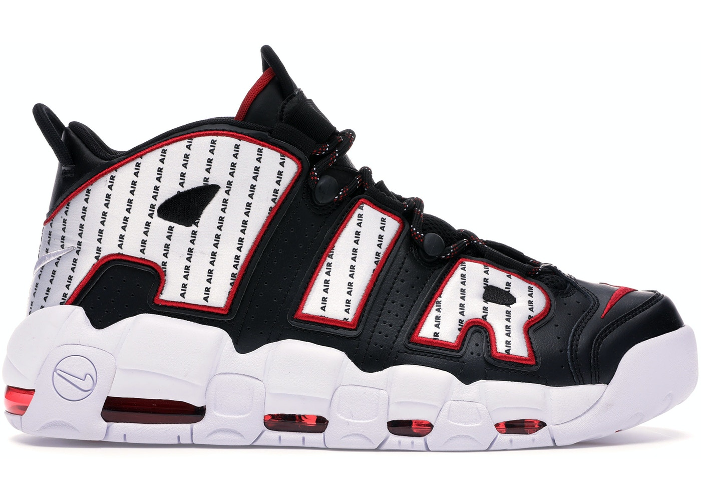 huge discount 22de1 8ed59 Air More Uptempo Pinstripe