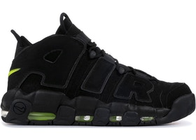 Nike Air More Uptempo Black Volt