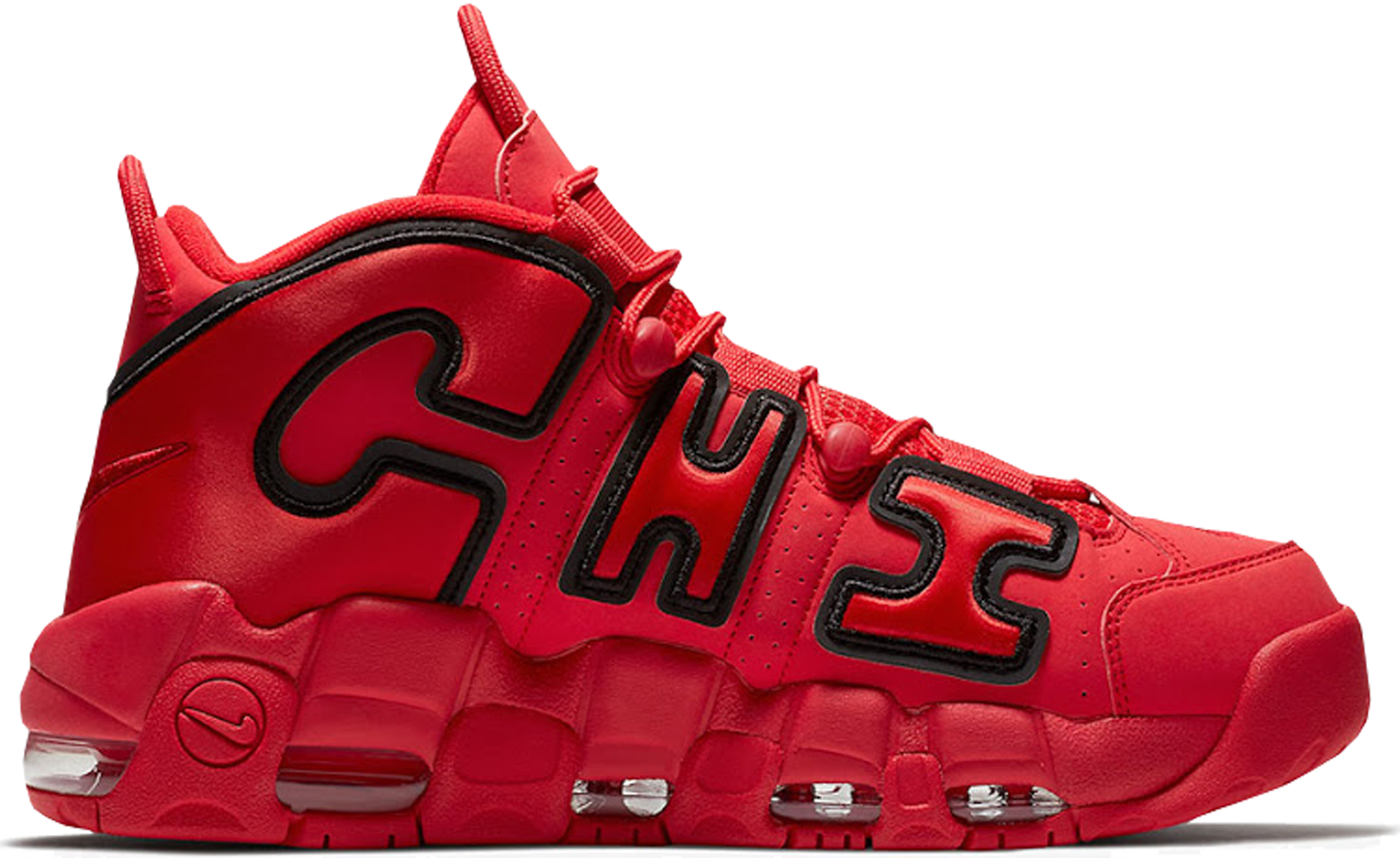 Air More Uptempo Chicago