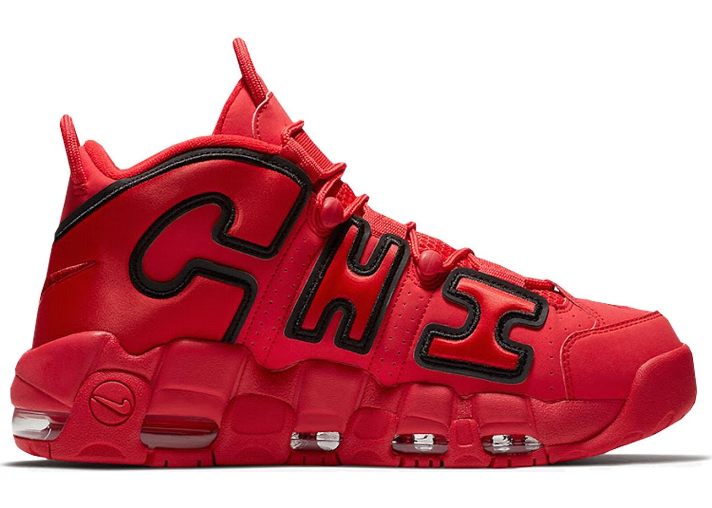 Nike Air More Utempo Chicago Bulls Edition | AIR | Adidas