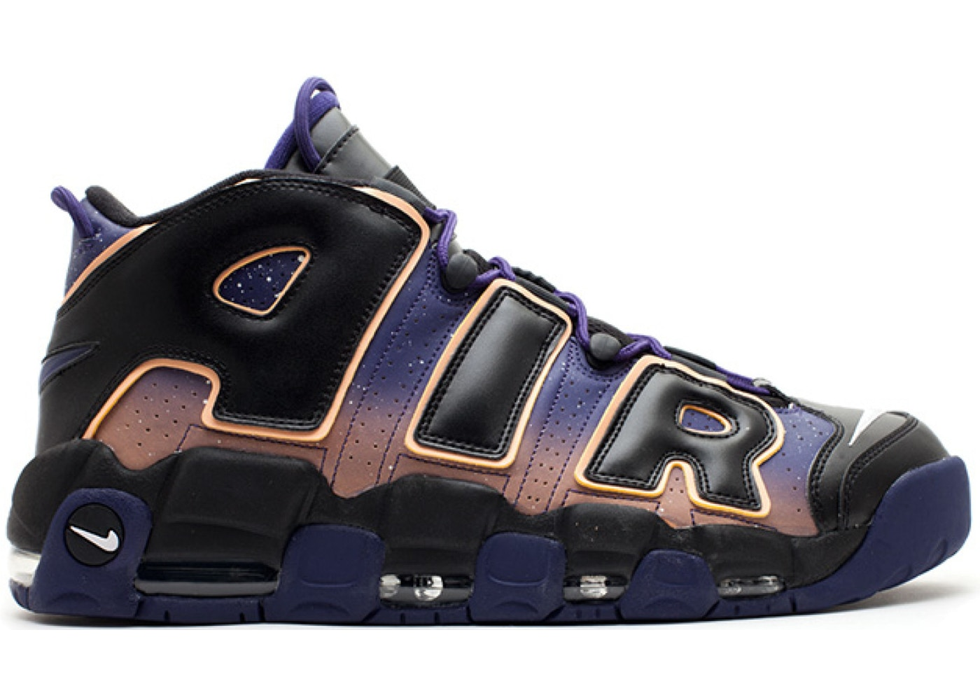 Nike Air More Uptempo Cheap For Sale Dusk To Dawn