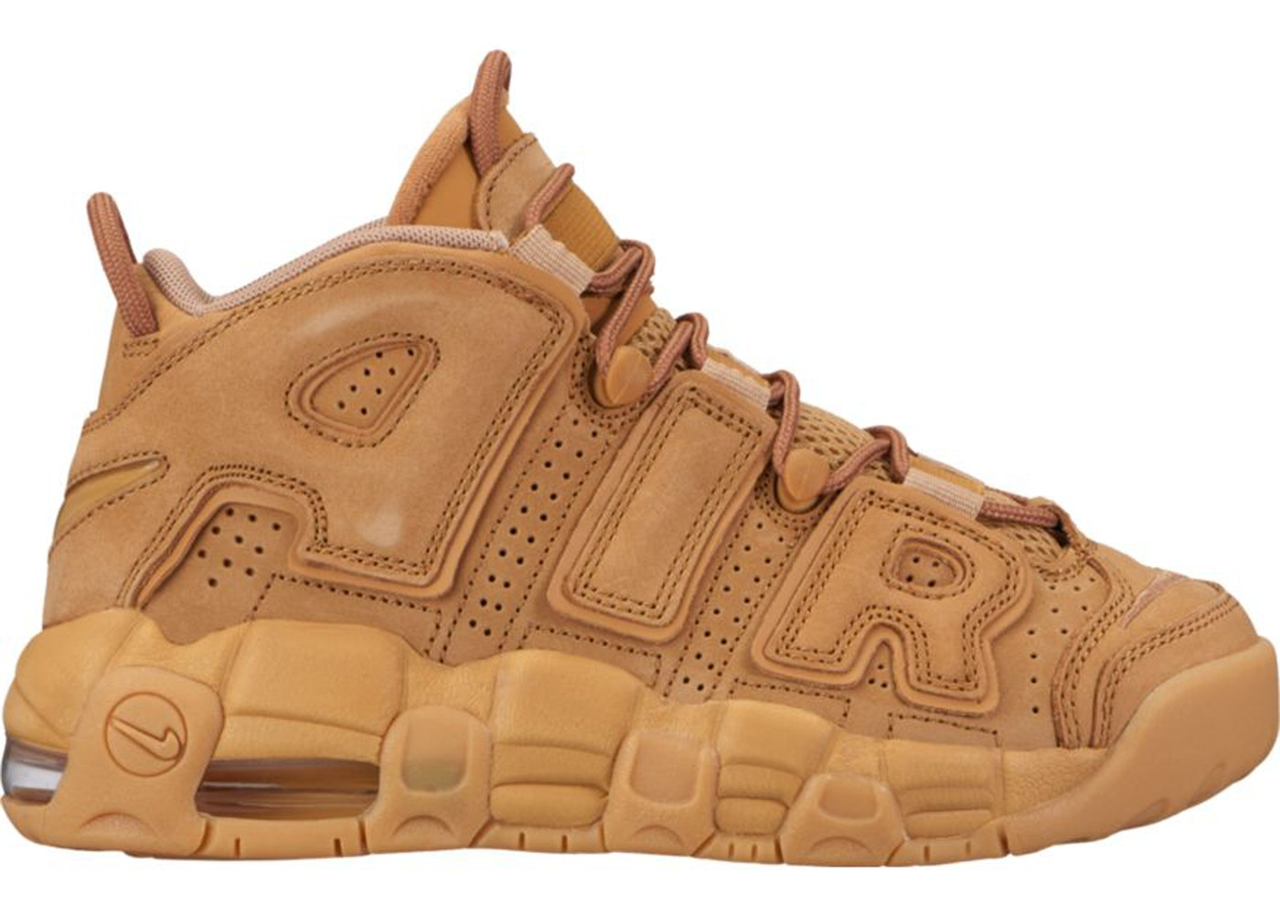new products b5775 0bf4e Sell. or Ask. Size  7Y. View All Bids. Air More Uptempo Flax ...