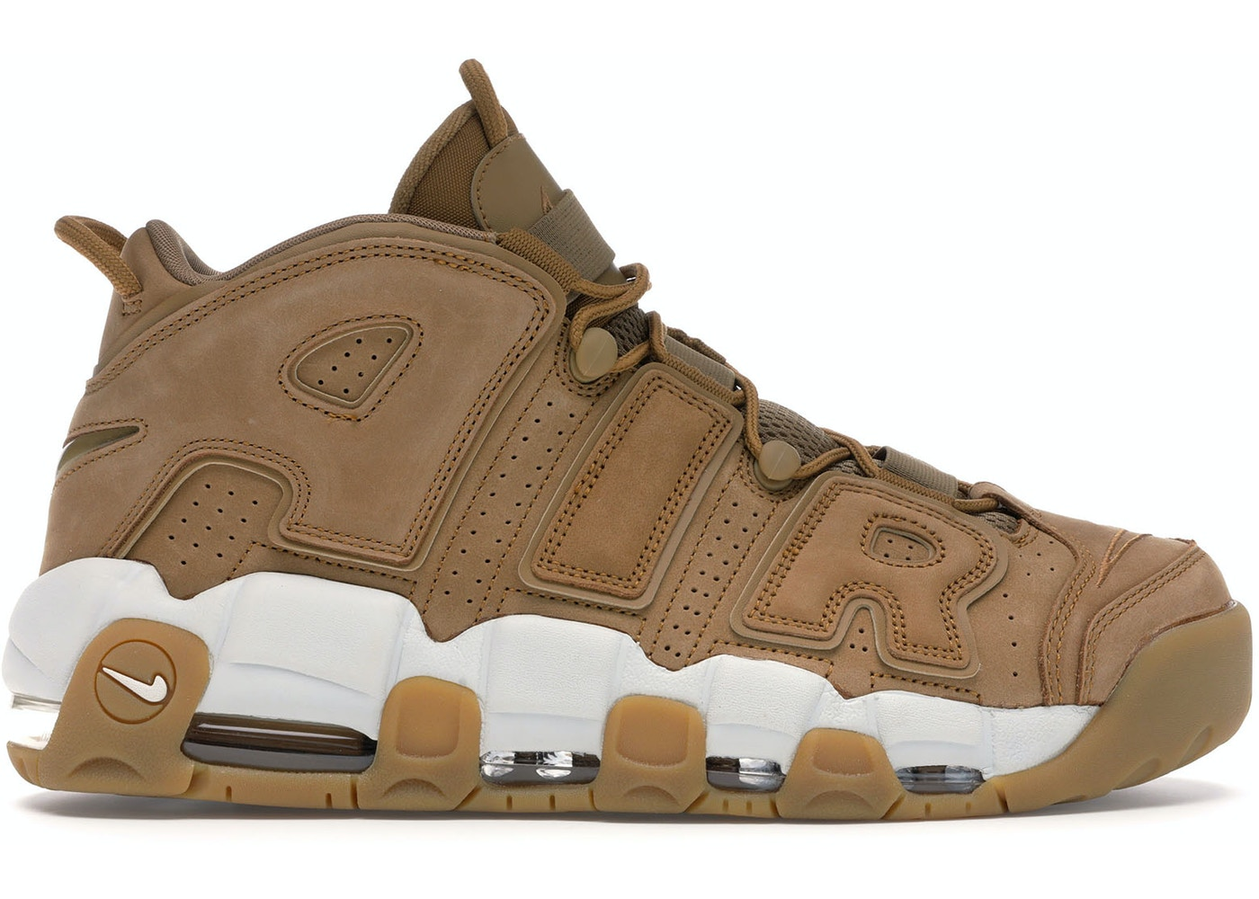 acace5ad99 Sell. or Ask. Size 8. View All Bids. Air More Uptempo Flax