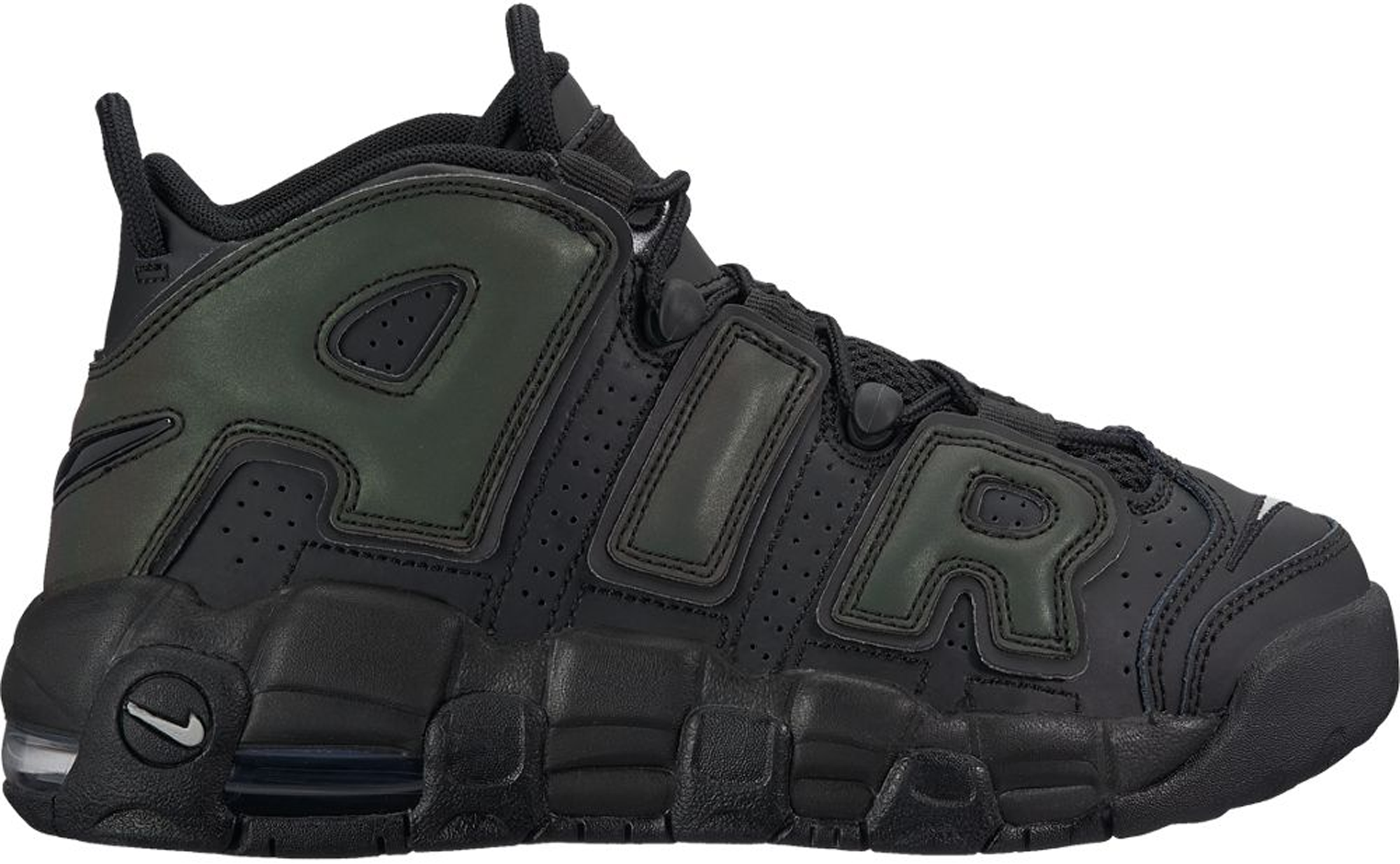 Air More Uptempo Hidden Reflective (GS)