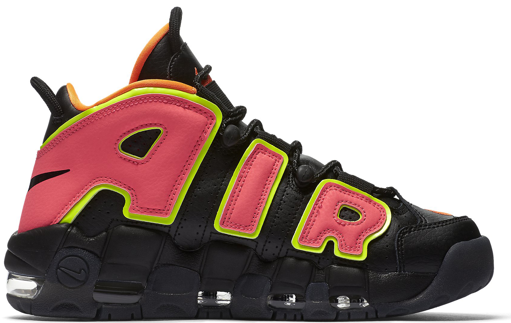 Air More Uptempo Hot Punch (W)