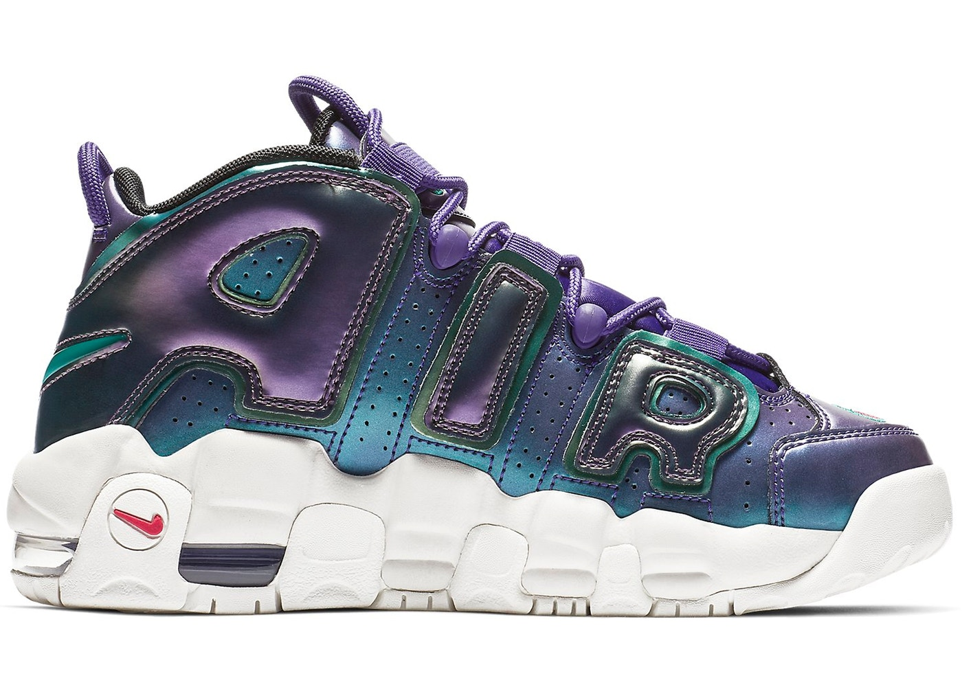 Nike Air More Uptempo Iridescent Purple (GS)