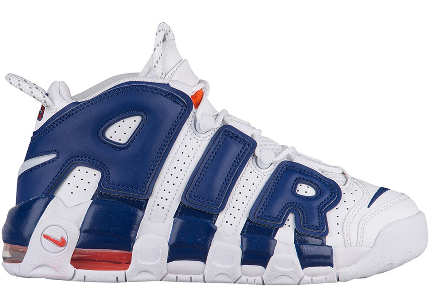 7dd303f1bfd Air More Uptempo Knicks (GS) - 415082-103