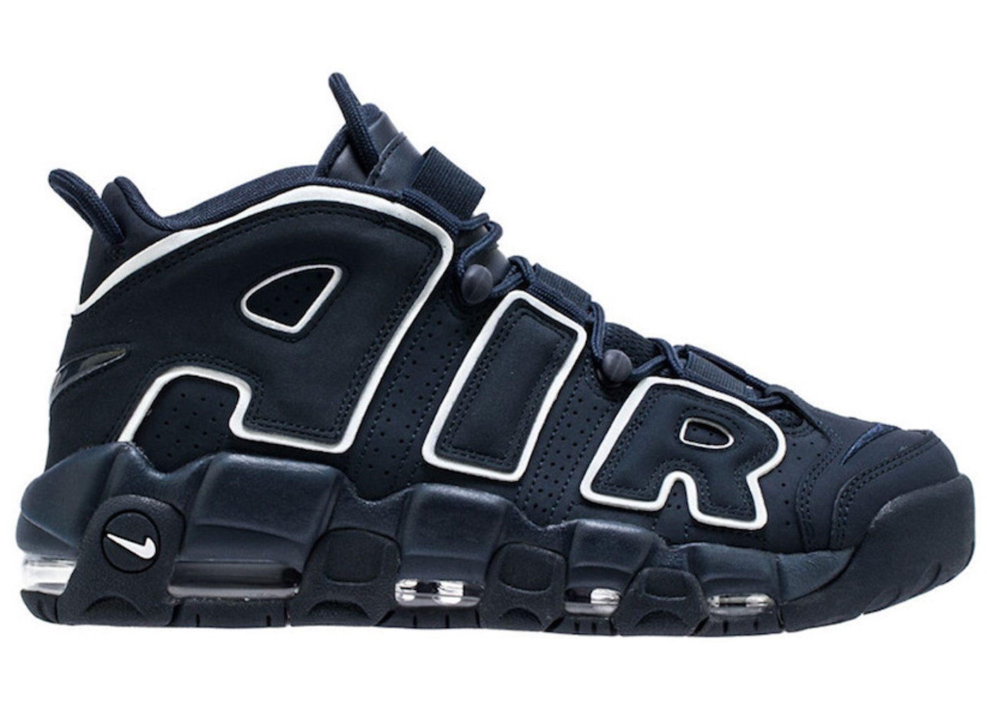 huge selection of cc54c b0365 Air More Uptempo Obsidian - 921948-400