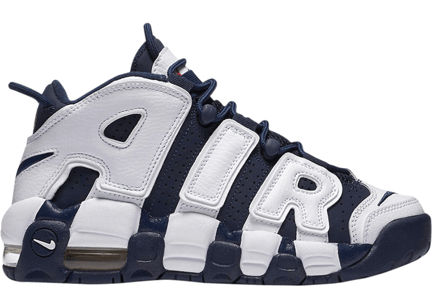 Air More Uptempo Olympic 2016 (GS) - 415082-104 70e8aa16b0e54