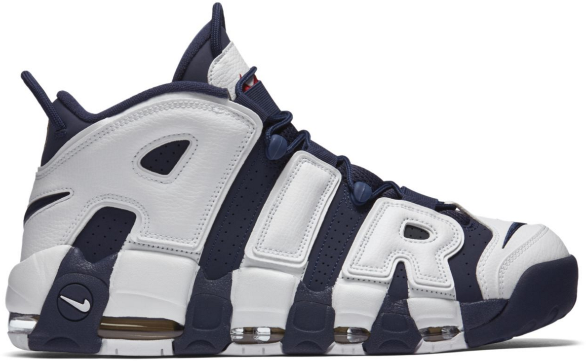 Air More Uptempo Olympic (2016)