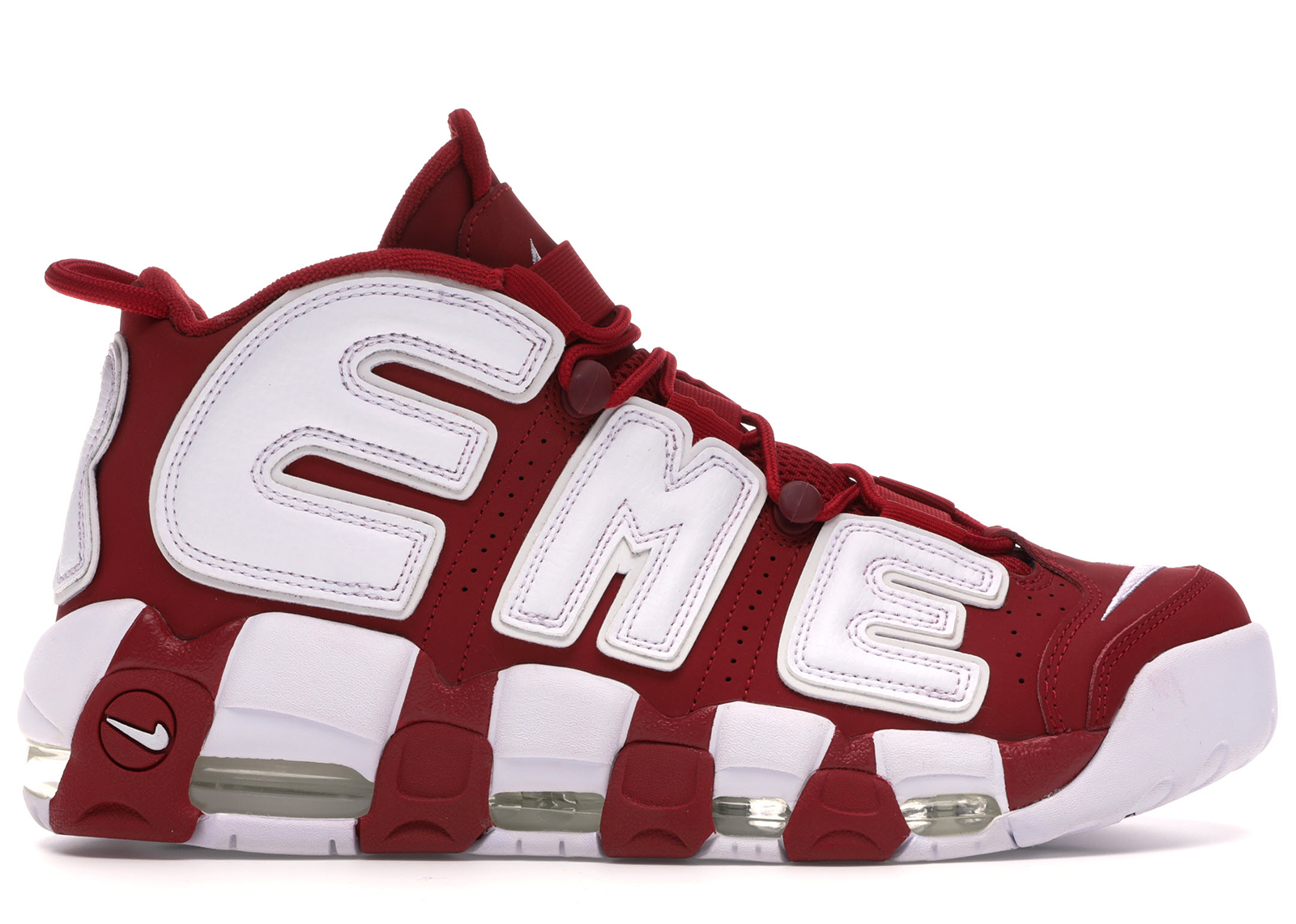 Nike Air More Uptempo Supreme \