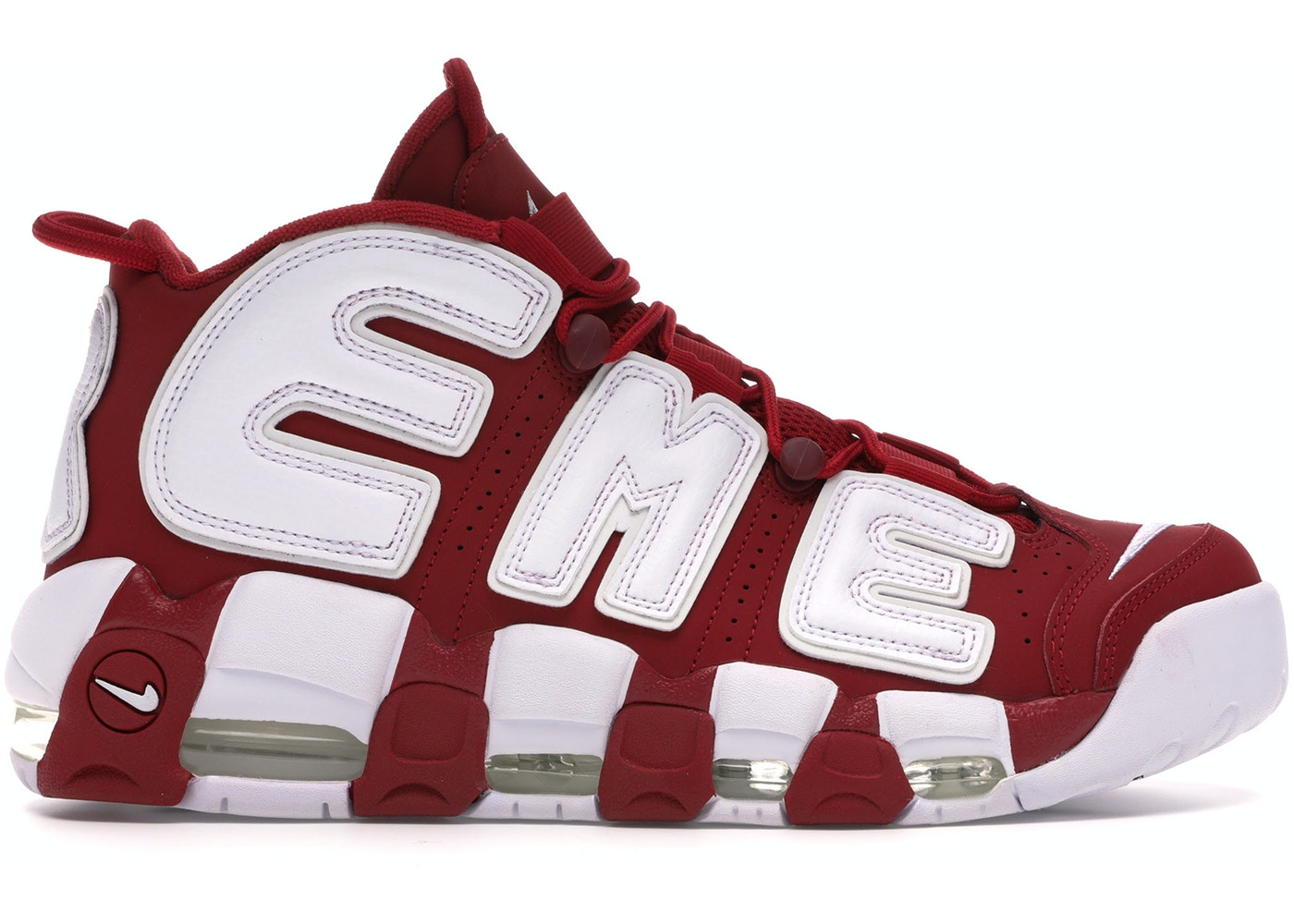 new release first rate hot sales Air More Uptempo Supreme