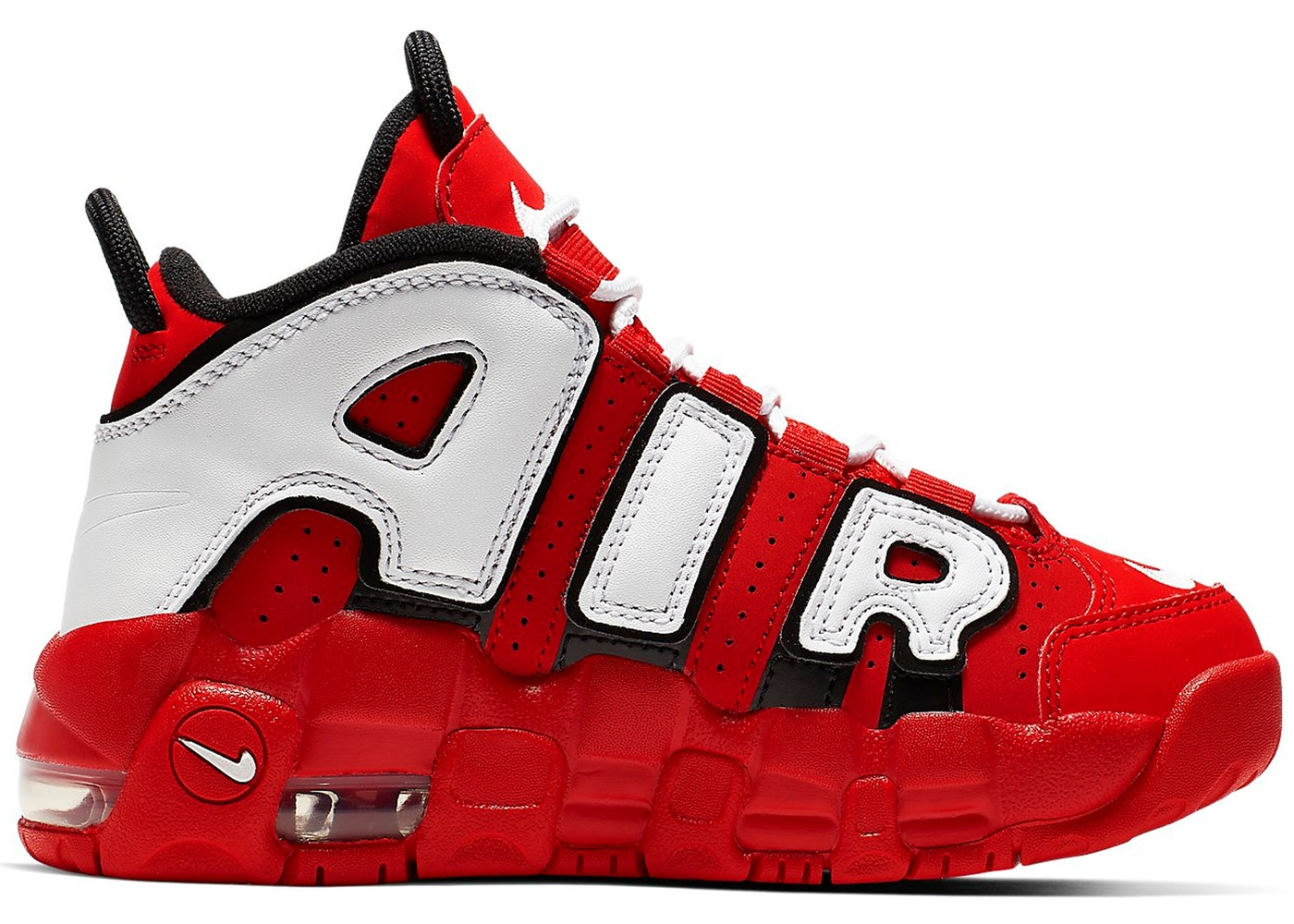946623d9d5ad8 Sell. or Ask. Size: 10.5. View All Bids. Air More Uptempo University Red Black  White ...