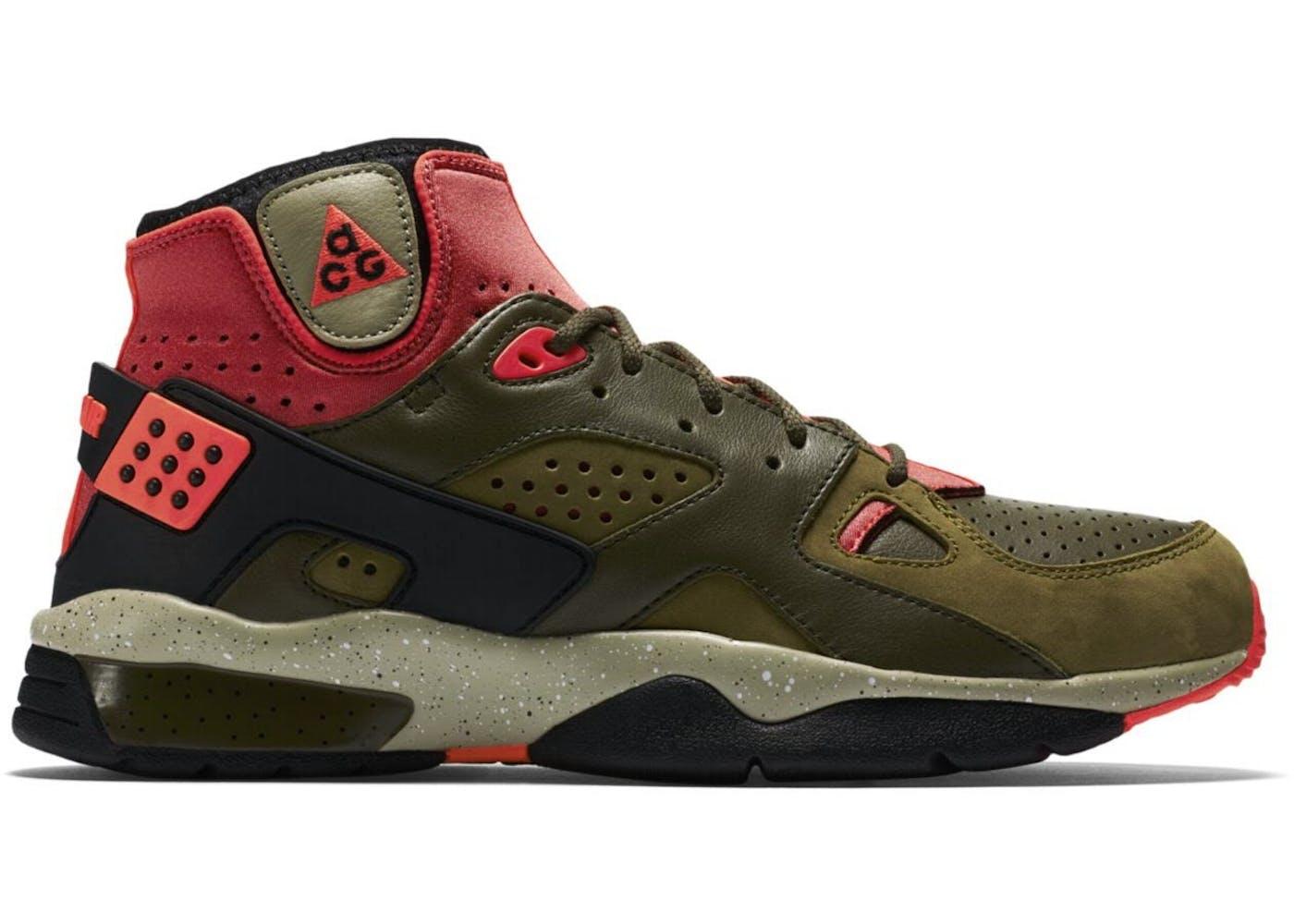 4d741797ffa7 ... Air Mowabb ACG Militia Green (2015) Nike ...
