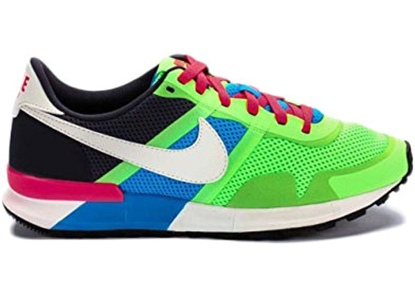 Grabar Ernest Shackleton escaramuza  Nike Air Pegasus 83/30 Flash Lime - 599482-314