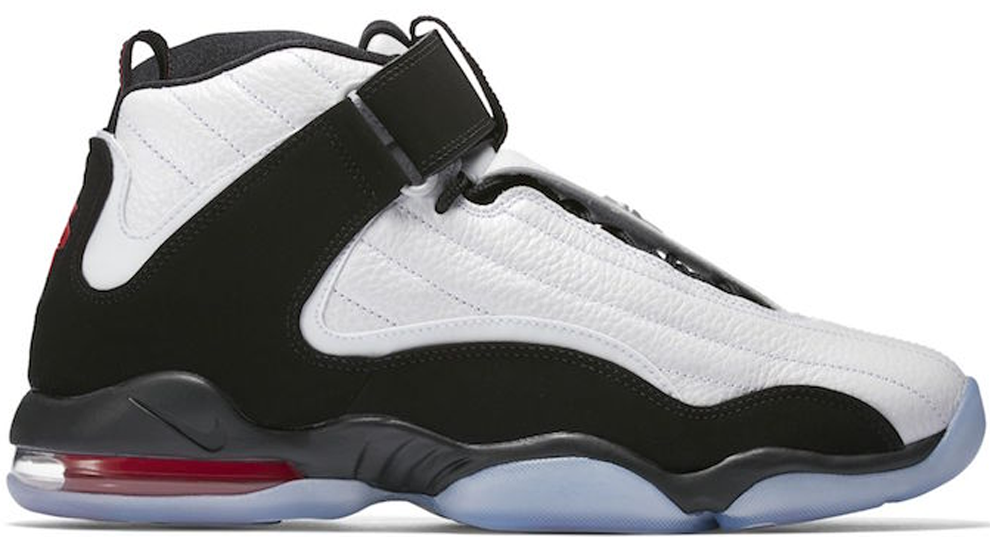 Nike Air Penny IV Chicago - 864018-101