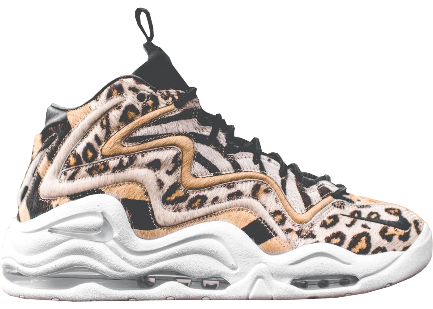 sale retailer 6d9d4 03984 Air Pippen 1 Kith Chimera Animal Print