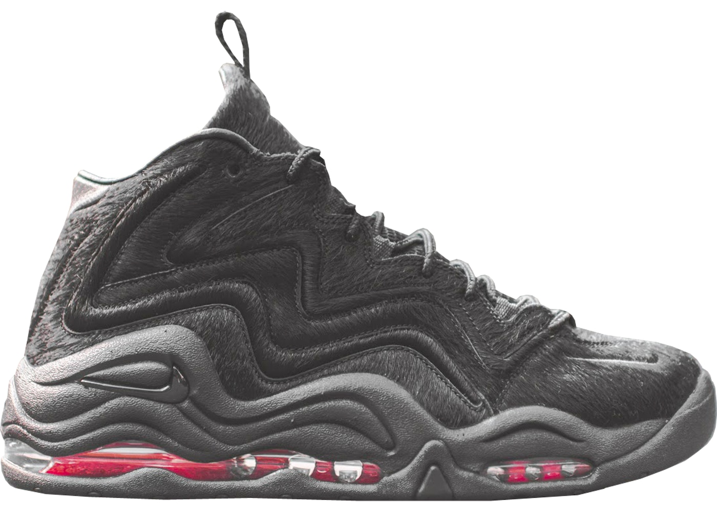 1 Pippen Air Hair Ah1070 Kith 001 Black Pony H51Uq