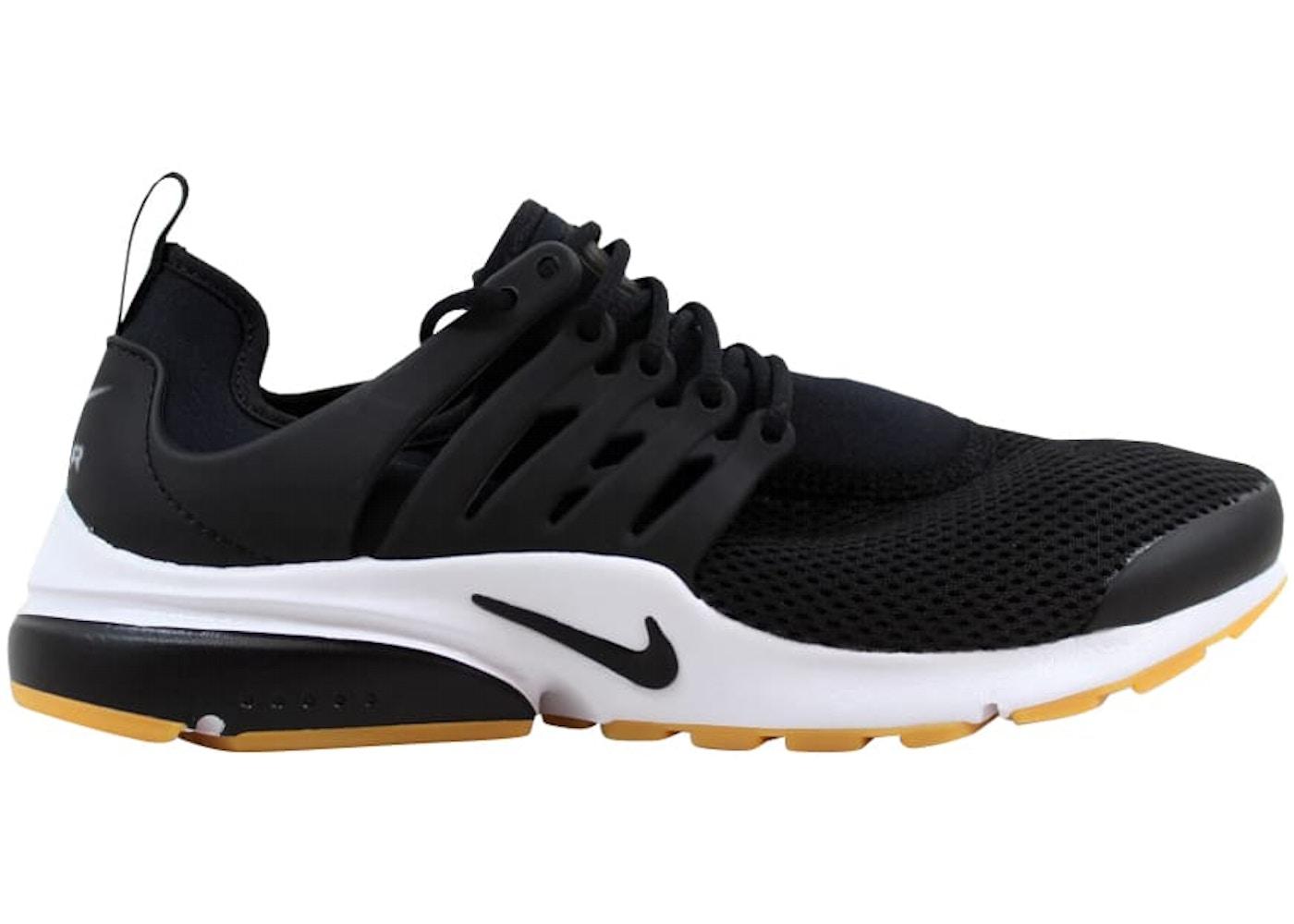 c07cefd4f98ca Sell. or Ask. Size  8W. View All Bids. Nike Air Presto Black Black-White-Gum  Yellow (W)