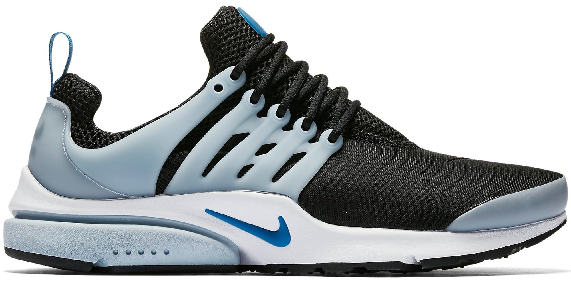 Nike Air Presto Black Blue Jay - 848187-016
