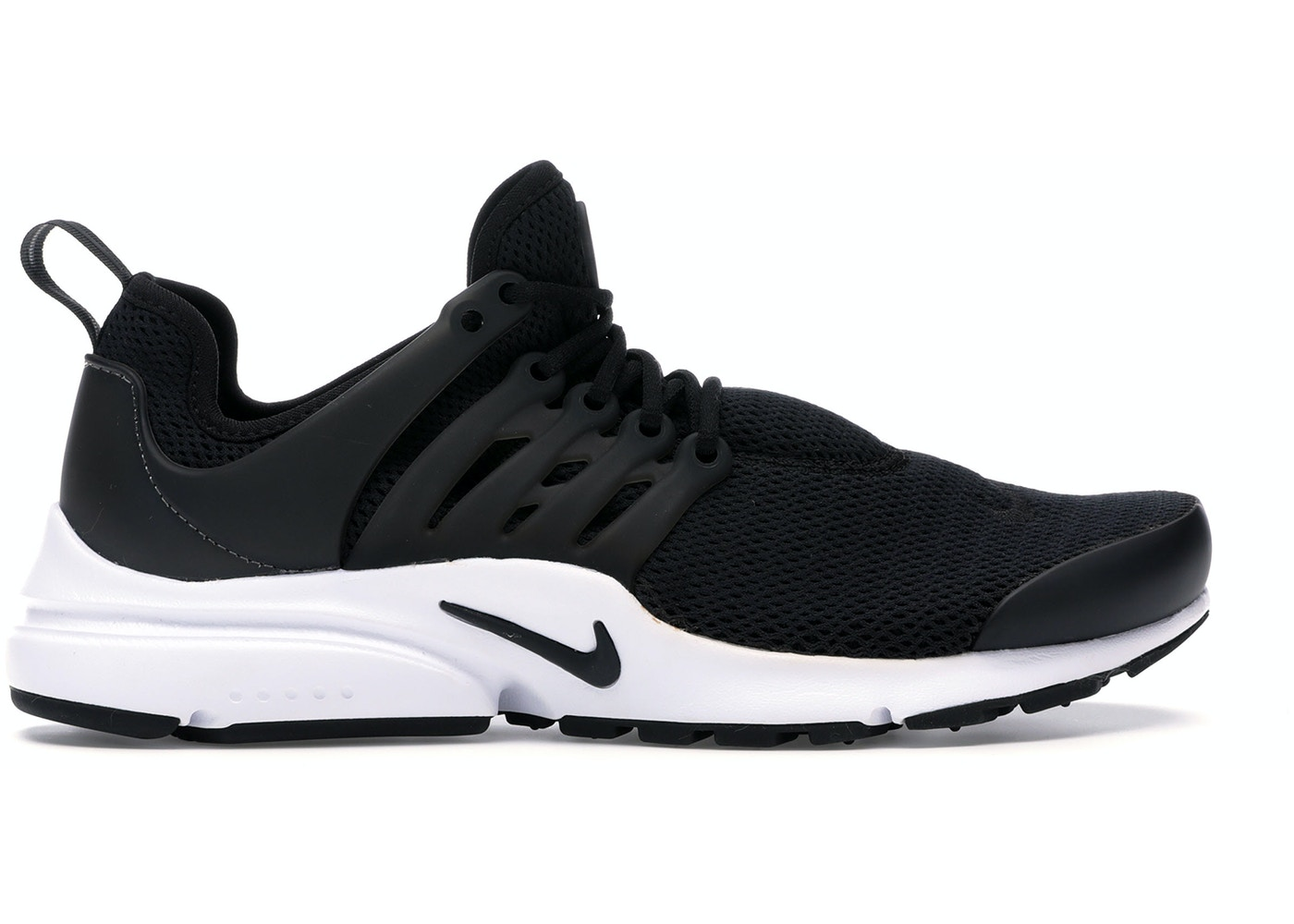 burlarse de 945 blanco como la nieve  Nike Air Presto Black White (W) - 878068-001