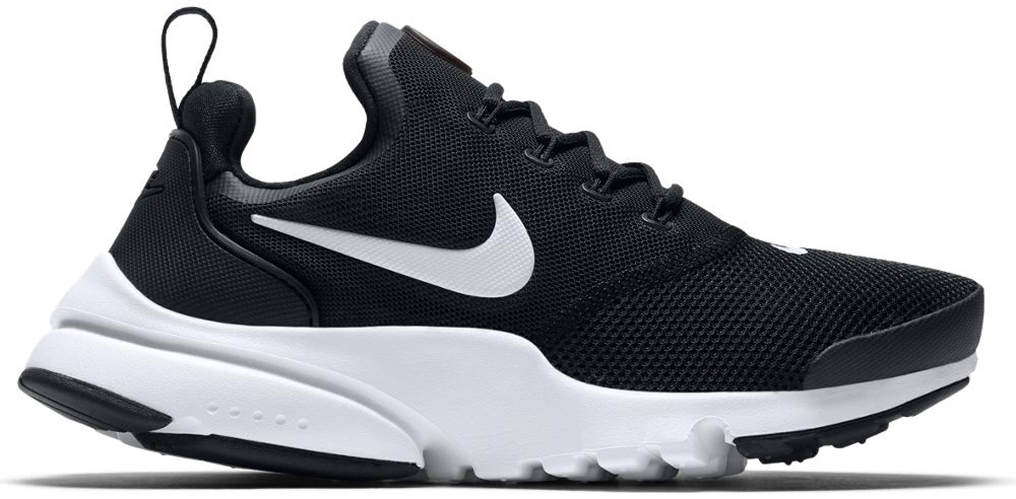 Nike Air Presto Fly Black White (GS