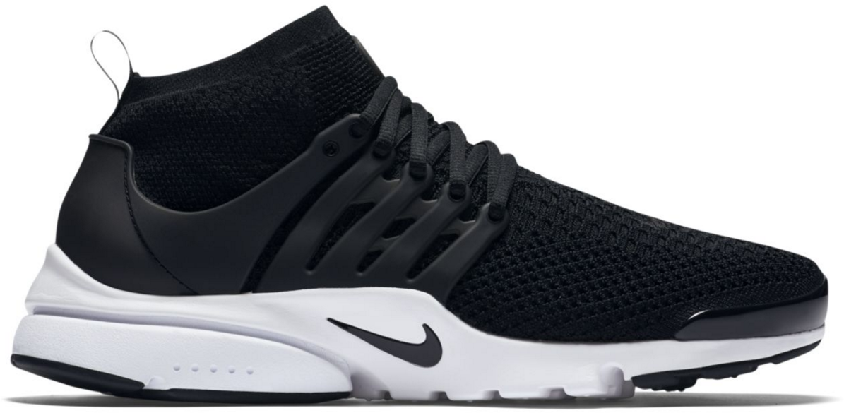 nike air presto fly homme noir
