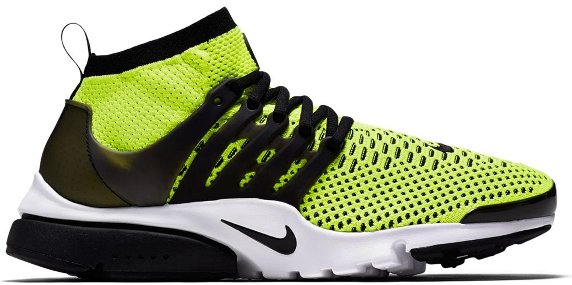 Nike Air Presto Flyknit Ultra Volt