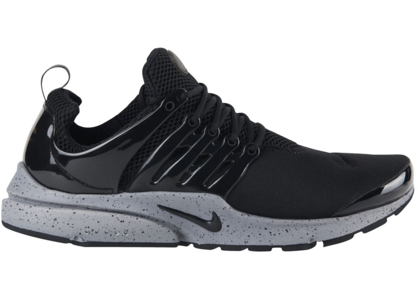 648d2530bf34 Air Presto Genealogy Black - 689800-001