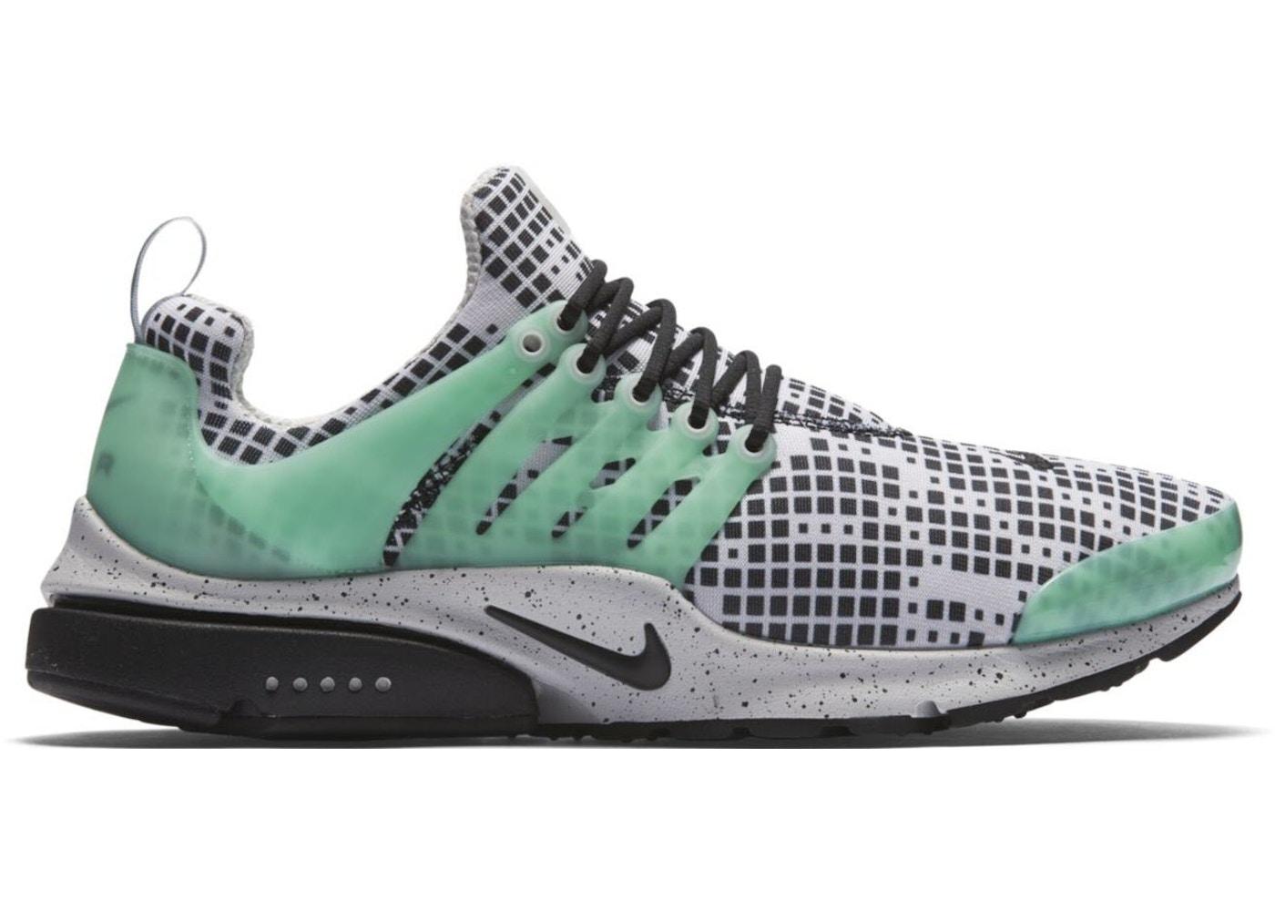 sports shoes a5e66 04a04 Air Presto Green Glow Pixels - 819521-103
