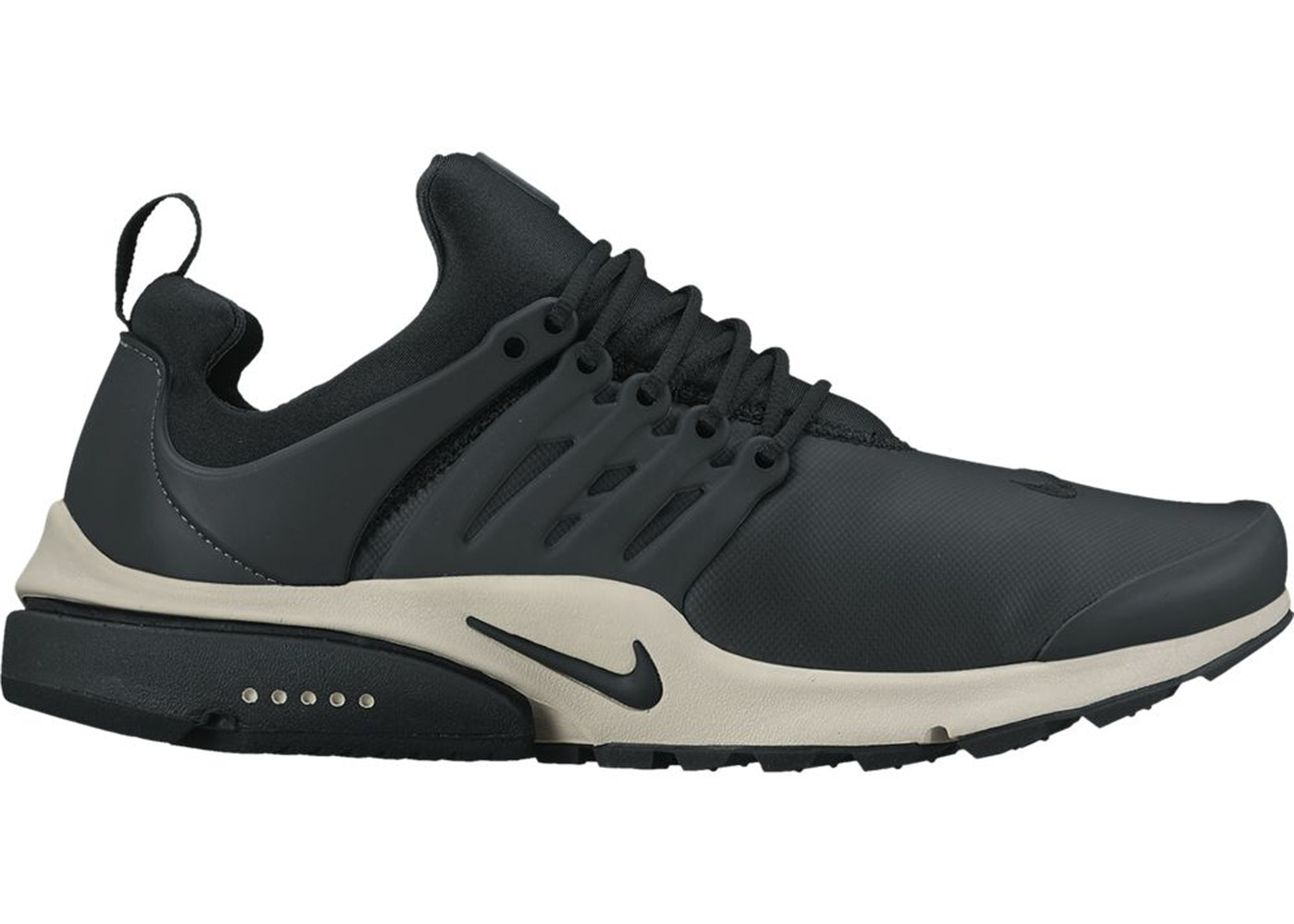 release date a8fec a4fa9 Air Presto Low Utility Black Light Bone
