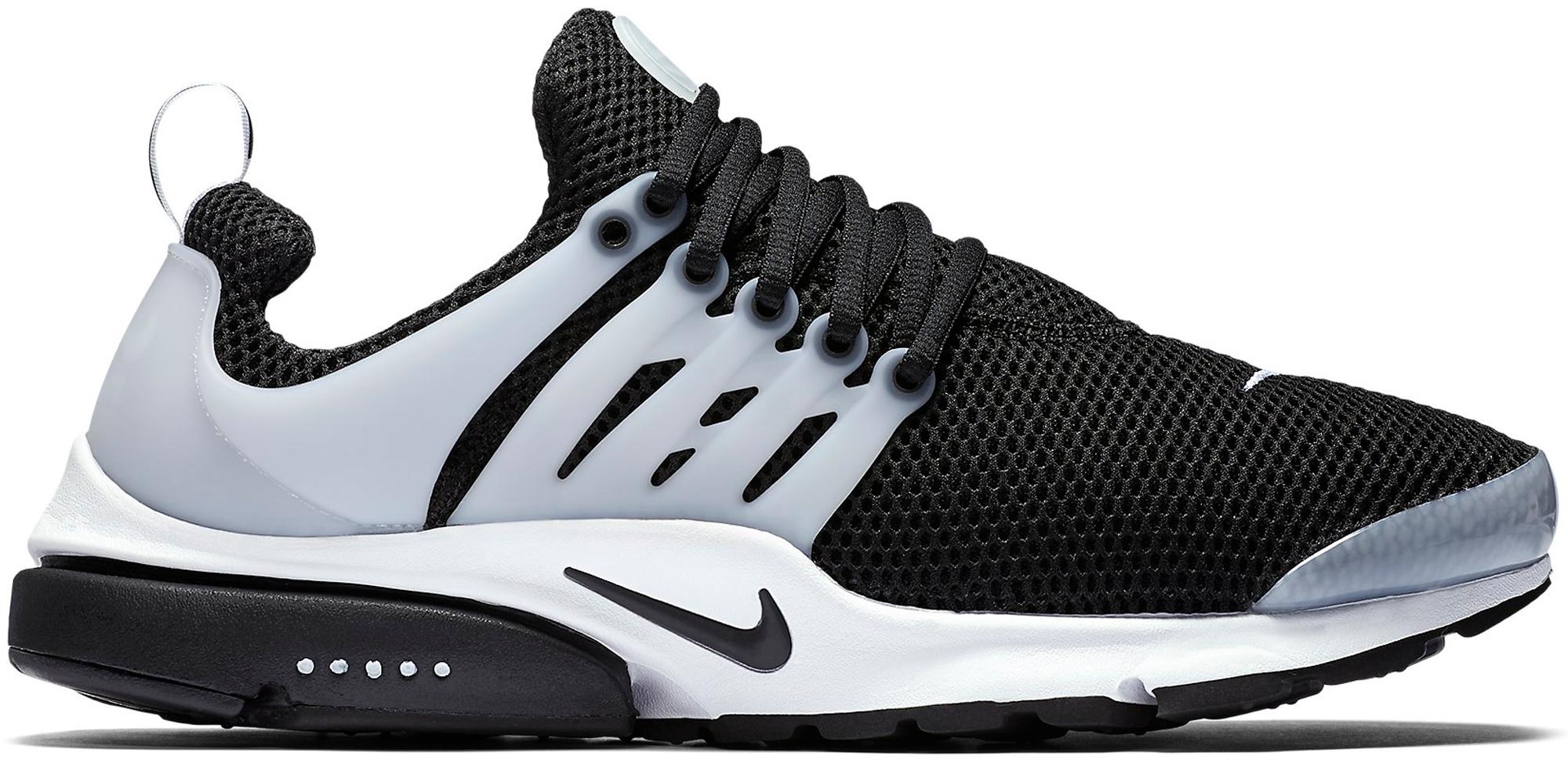 Nike Air Presto Mesh Black Grey