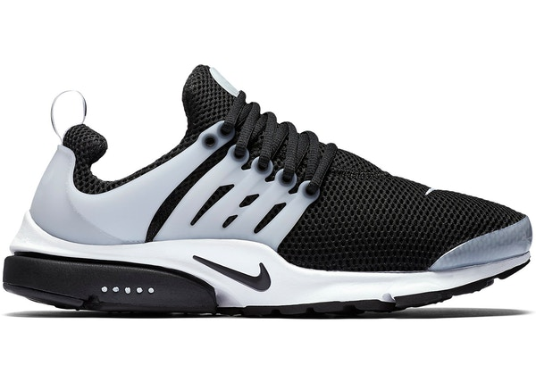 100% authentic 4ec2c 395e1 Air Presto Mesh Black Grey - 848132-010