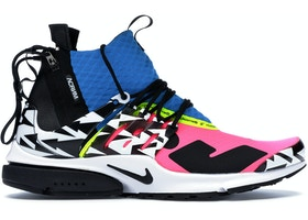 Nike Air Presto Mid Acronym Racer Pink
