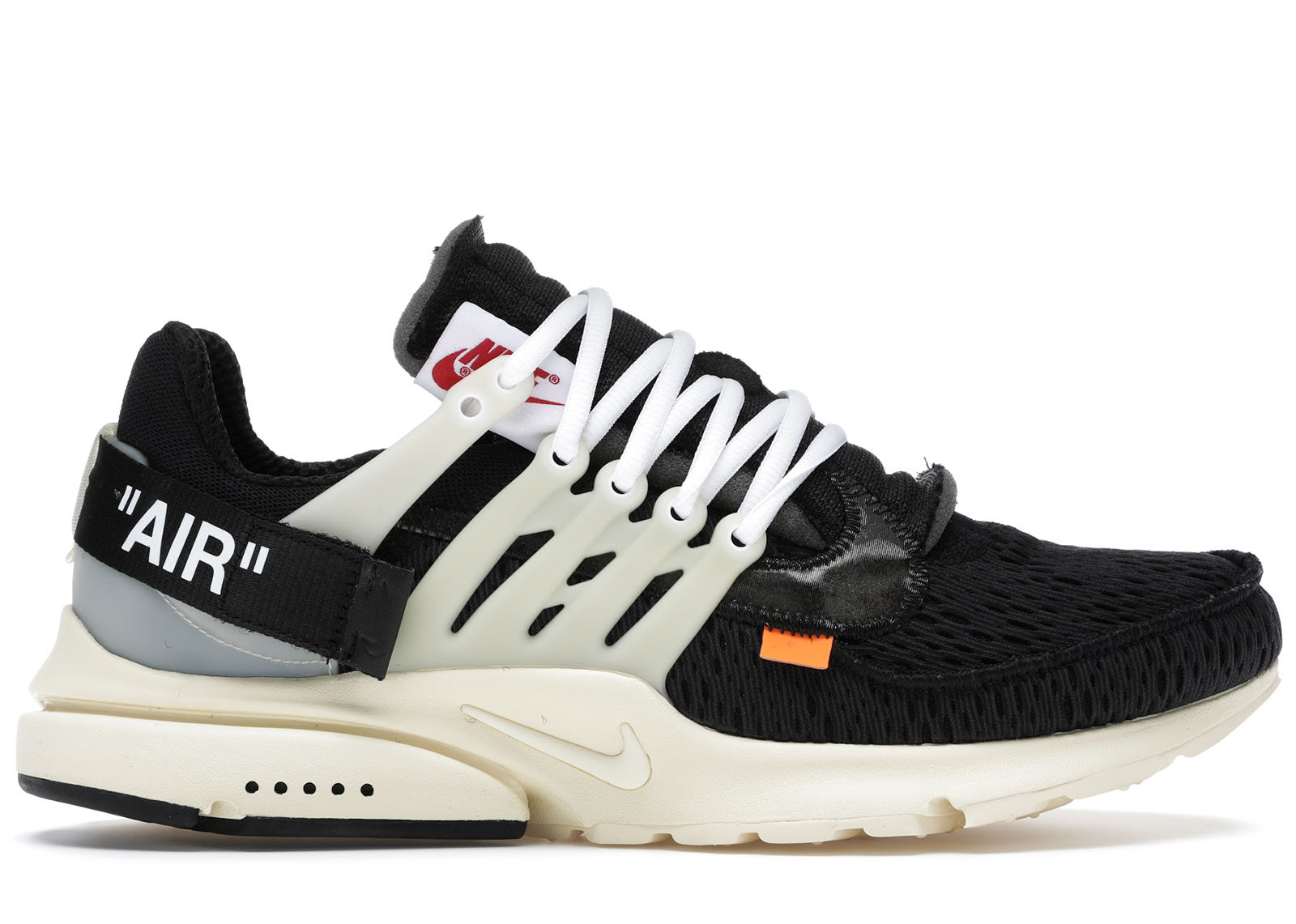 Air Presto Off-White - AA3830-001