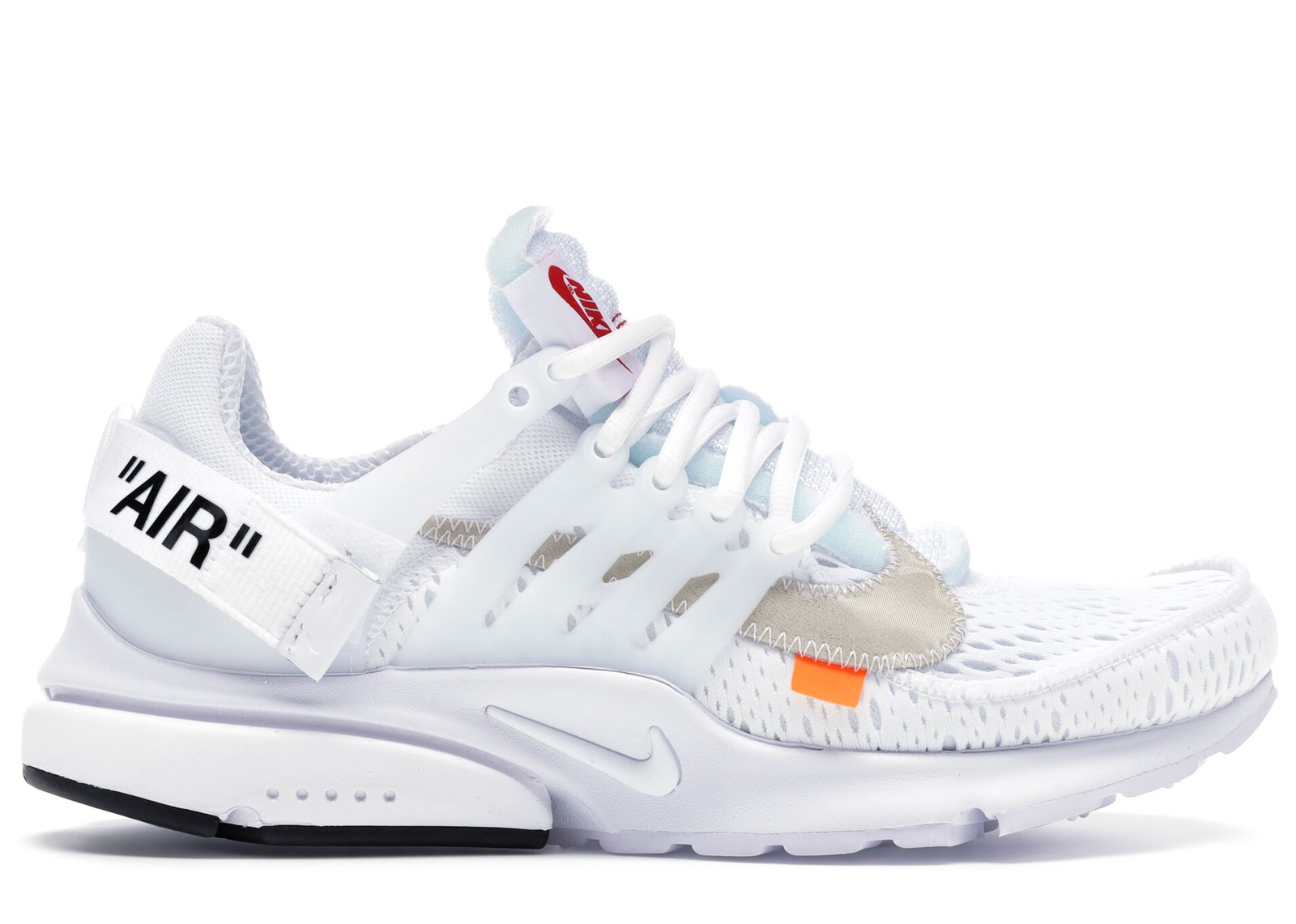 Air Presto Off-White White (2018) - AA3830-100