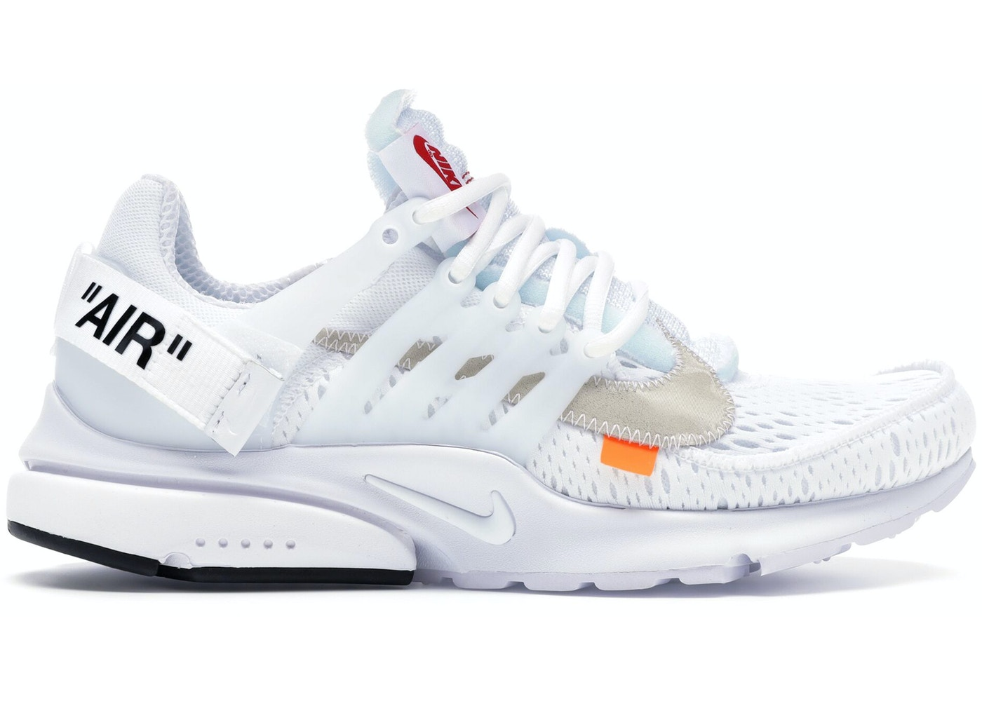cheap for discount a0a41 19033 Air Presto Off-White White (2018)