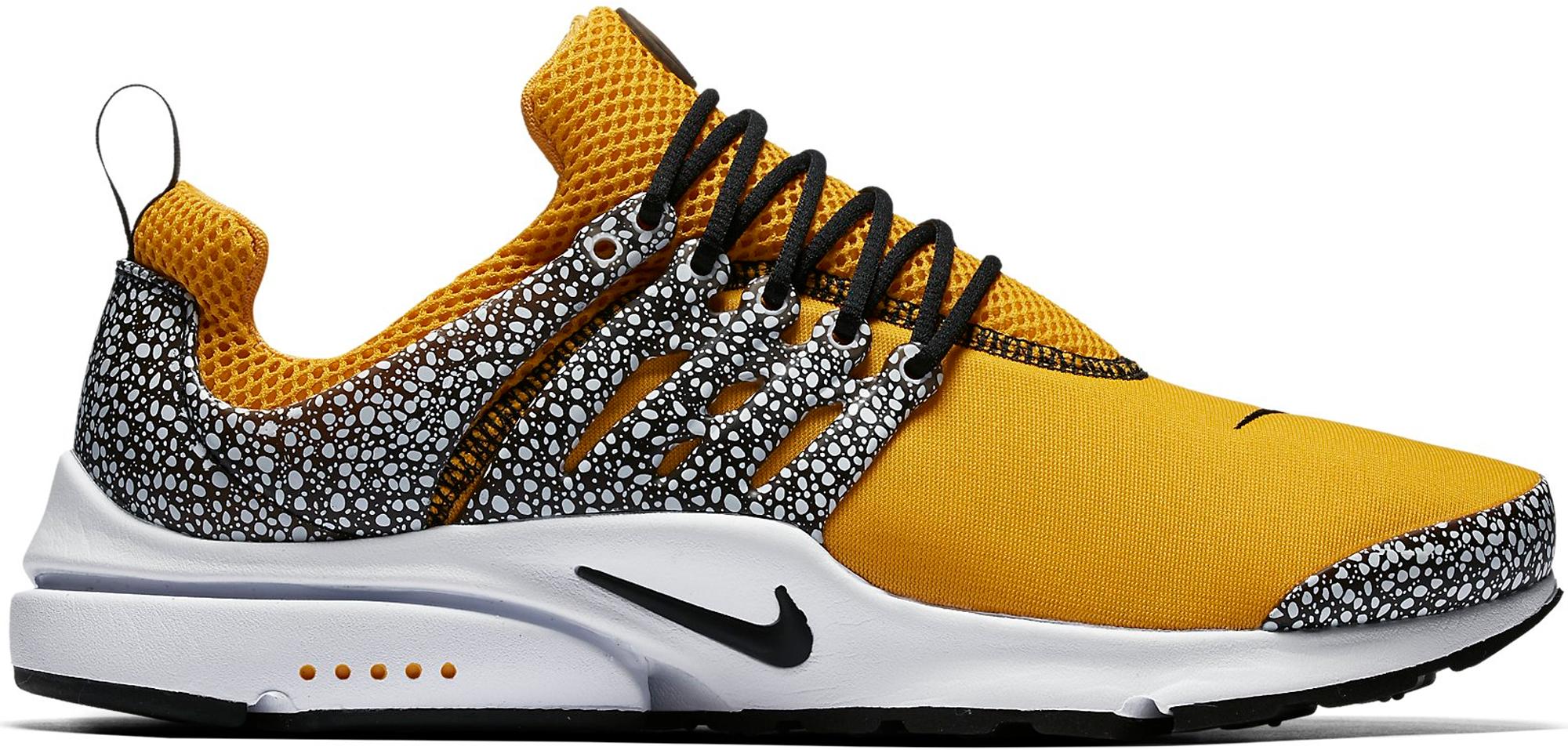 Nike Air Presto Safari Gold - 886043-700